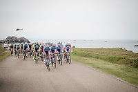 racing next to the Celtic Sea<br /> <br /> 36th TRO BRO LEON 2019 (FRA)<br /> One day race from Plouguerneau to Lannilis (205km)<br /> <br /> ©kramon