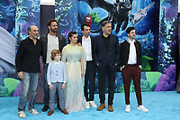 "LOS ANGELES - FEB 9:  F Murray Abraham, Gerard Butler, AJ Kane, America Ferrera, Jay Baruchel, Craig Ferguson, Christopher Mintz-Plasse at the ""How To Train Your Dragon: The Hidden World""  Premiere at the Village Theater on February 9, 2019 in Westwood, CA"