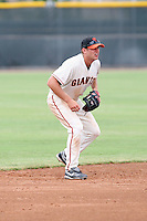 Carter Jurica - San Francisco Giants - 2010 Instructional League.Photo by:  Bill Mitchell/Four Seam Images..
