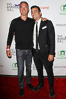 WEST HOLLYWOOD, CA, USA - AUGUST 06: Randall Kaplan, John Terzian at The Imagine Ball Presented By John Terzian & Randall Kaplan Benefiting Imagine LA held at the House of Blues Sunset Strip on August 6, 2014 in West Hollywood, California, United States. (Photo by Celebrity Monitor)
