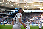 07.10.2018, wirsol Rhein-Neckar-Arena, Sinsheim, GER, 1 FBL, TSG 1899 Hoffenheim vs Eintracht Frankfurt, <br /><br />DFL REGULATIONS PROHIBIT ANY USE OF PHOTOGRAPHS AS IMAGE SEQUENCES AND/OR QUASI-VIDEO.<br /><br />im Bild: Ante Rebic (Eintracht Frankfurt #4)<br /><br />Foto &copy; nordphoto / Fabisch