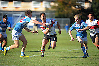 160604 Wellington 1st XV Rugby - Silverstream v Scots College