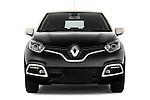 Straight front view of a 2013 Renault Captur Intens SUV