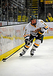 1 February 2008: University of Vermont Catamounts' forward and co-captain Dean Strong, a Junior from Mississauga, Ontario, in action against the University of New Hampshire Wildcats at Gutterson Fieldhouse in Burlington, Vermont. The seventh-ranked Wildcats defeated the Catamounts 5-1in front of a sellout crowd of 4,003...Mandatory Photo Credit: Ed Wolfstein Photo