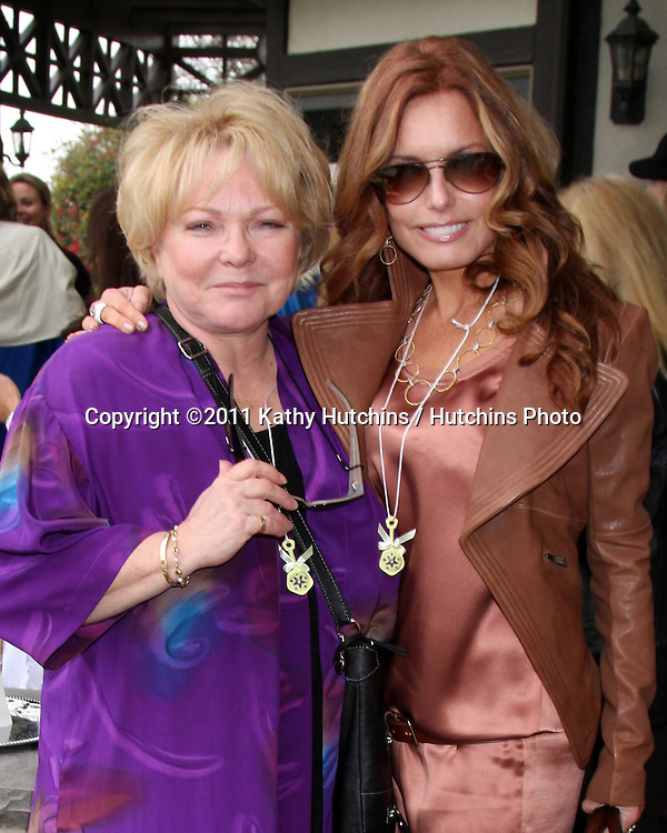 LOS ANGELES - APR 2:  Patty Weaver,  Tracey Bregman at the Baby Shower for Jennifer Scott at Ed & Melody Thomas Scott's Home on April 2, 2011 in Beverly Hills, CA