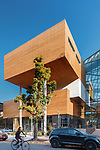 Karl Miller Center | Behnisch Architekten