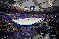 OLYMPIC GAMES: PYEONGCHANG: 10-02-2018, Gangneung Ice Arena, Short Track, ©photo Martin de Jong