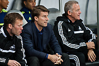 Thursday 24 October 2013  <br /> Pictured: Michael Laudrup, Manager of Swansea City<br /> Re:UEFA Europa League, Swansea City FC vs Kuban Krasnodar,  at the Liberty Staduim Swansea