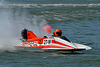 27-M       (Outboard hydroplanes)