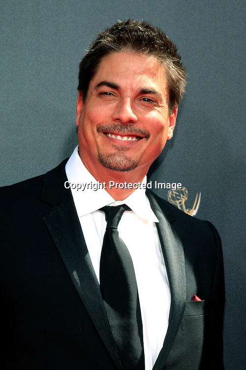 BURBANK - APR 26: Bryan Datillo at the 42nd Daytime Emmy Awards Gala at Warner Bros. Studio on April 26, 2015 in Burbank, California