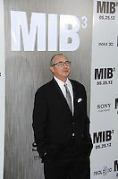 "Director Barry Sonnenfeld attending the ""Men In Black 3"" New York Premiere, held at the Ziegfeld Theater in New York City on 23.05.2012.credit: Jennifer Graylock/face to face.- No Italy, UK, Australia, France -"