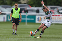 Match action from the British & Irish Cup Final match between Ealing Trailfinders and Leinster Rugby at Castle Bar, West Ealing, England  on 12 May 2018. Photo by David Horn / PRiME Media Images.