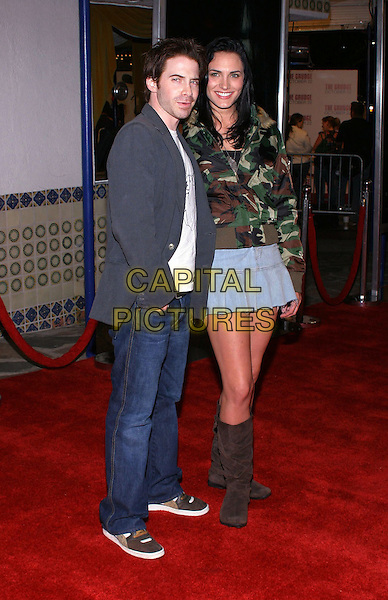 "SETH GREEN.""The Grudge"" Premiere, held at the Mann Village Theatre,. Westwood, California, USA, 12th October 2004.  .full length.**UK SALES ONLY**.Ref:ADM.www.capitalpictures.com.sales@capitalpictures.com.©JW/AdMedia/Capital Pictures ."