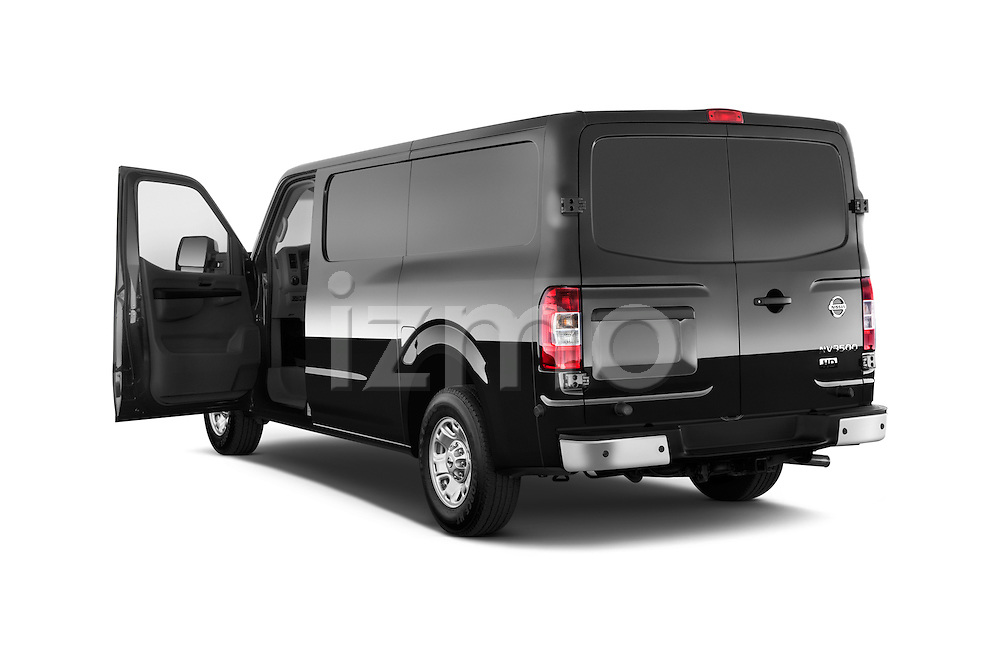 2014 Nissan NV 3500 HD cargo van