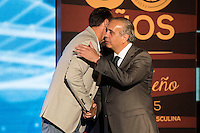 San Epifanio during the 80th Aniversary of the National Basketball Team at Melia Castilla Hotel, Spain, September 01, 2015. <br /> (ALTERPHOTOS/BorjaB.Hojas) / NortePhoto.Com