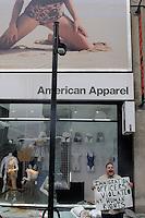 Toronto g20 protest American Apparel property damage vandalism Yonge Street