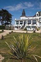 Europe/France/Bretagne/56/Morbihan/ Carnac: Hôtel-Restaurant Le Tumulus