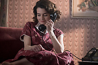 STAN &amp; OLLIE (2018)<br /> Shirley Henderson as Lucille Hardy<br /> *Filmstill - Editorial Use Only*<br /> CAP/FB<br /> Image supplied by Capital Pictures