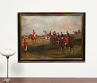"Aiken: Winner The Forest Stakes, Digital Print, 39"" x 53"""