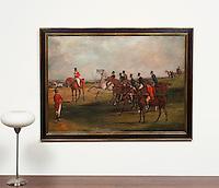 "Aiken: Winner The Forest Stakes, Digital Print, 39"" x 53"""