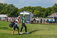 Rafael Cabrera Bello (ESP) heads down 10 during 1st round of the 100th PGA Championship at Bellerive Country Cllub, St. Louis, Missouri. 8/9/2018.<br /> Picture: Golffile | Ken Murray<br /> <br /> All photo usage must carry mandatory copyright credit (© Golffile | Ken Murray)