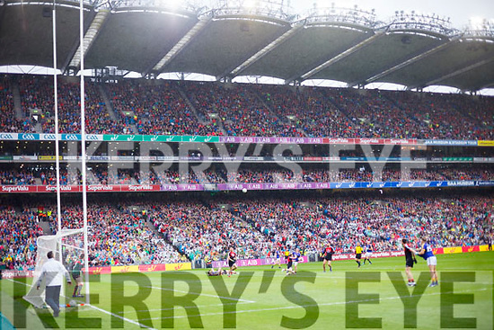 Kerry v Mayo in the All Ireland Semi Final in Croke Park on Sunday.
