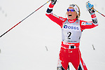 FIS Cross Country World Cup  - Ladies 30 km mass start - Oslo