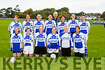 Gardaí - Carmel O'Connor Memorial Shield Mná Na nGaeil v Gardaí charity Match at Na Gaeil  GAA Club on Saturday
