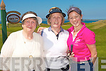 TRALEE GOLF CLUB: Playing in the Grand Hotel Cup at Tralee Golf Club on Sunday l-r: Marie Donoghue, Mary And Deirdre Coughlan.