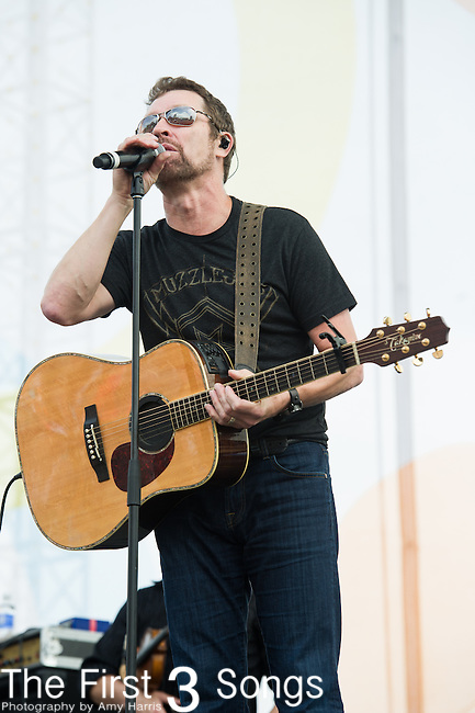 Craig Morgan performs on Day Two of the 2014 CMA Music Festival in Nashville, Tennessee.