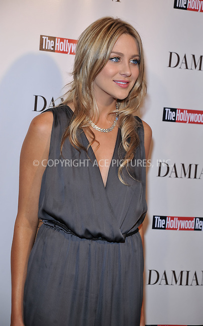 WWW.ACEPIXS.COM . . . . . ....December 3 2009, Hollywood....Actress Stephanie Pratt at the Damiani Diamonds & The Hollywood Reporter Power 100 Women in Entertainment on December 3, 2009 in Beverly Hills, California.....Please byline: JOE WEST- ACEPIXS.COM.. . . . . . ..Ace Pictures, Inc:  ..(646) 769 0430..e-mail: info@acepixs.com..web: http://www.acepixs.com