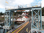Orcas Ferry Landing, Orcas Island, Washington.