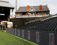 A general view Craven Cottage during the Carabao Cup match between Fulham and Bristol Rovers at Craven Cottage, London, England on 22 August 2017. Photo by Carlton Myrie.