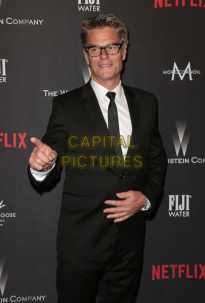 08 January 2016 - Beverly Hills, California - Harry Hamlin. 2017 Weinstein Company And Netflix Golden Globes After Party held at the Beverly Hilton. <br /> CAP/ADM/FS<br /> &copy;FS/ADM/Capital Pictures