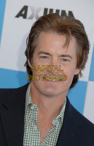 KYLE MacLACHLAN.The 2007 Independent Spirit Awards held at the Santa Monica Pier, Santa Monica, California, USA..February 24th, 2007.headshot portrait .CAP/ADM/GB.©Gary Boas/AdMedia/Capital Pictures