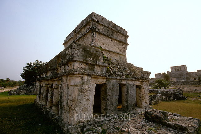 Mexico, Quintana Roo, Tulum, arqueological sites, arqueology, maya, pyramid, architecture