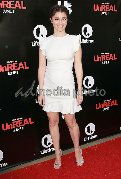 "20, May 2015 - Beverly Hills, California - Shiri Appleby. Lifetime and US Weekly Premiere Party for New Drama ""UnREAL"" held at SIXTY Beverly Hills. Photo Credit: Theresa Bouche/AdMedia"