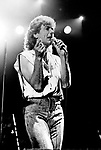 Robert Plant 1983..© Chris Walter..