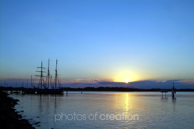 Alma Doepel at Sunset - Port Macquarie