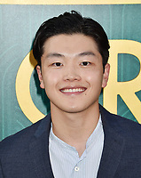HOLLYWOOD, CA - AUGUST 07: Ice dancer Alex Shibutani arrives at the Warner Bros. Pictures' 'Crazy Rich Asians' premiere at the TCL Chinese Theatre IMAX on August 7, 2018 in Hollywood, California.<br /> CAP/ROT/TM<br /> &copy;TM/ROT/Capital Pictures