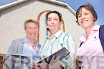 RURAL TEACHERS: DEIS Rural Co-ordinators Patricia Griffin, Maura Enright and Susan Daly who are campaigning against the abolition of their posts which support rural schools across Kerry.