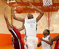 April 9, 2011 - Hampton, VA. USA;  Janarius Middleton participates in the 2011 Elite Youth Basketball League at the Boo Williams Sports Complex. Photo/Andrew Shurtleff