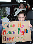 Save St Joseph's hospital march Ardee. Photo: Colin Bell/pressphotos.ie