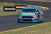 Chaz Mostert of Prodrive Racing Australia during the V8 Super Test, V8 Super Test 2015 Australian V8 Supercars Championship Series at the , , , February 08, 2015.<br /> &copy; Sport the library / Mark Horsburgh
