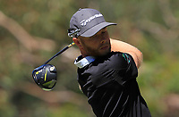 Jarin Todd (USA) in action on the 11th during Round 3 of the ISPS Handa World Super 6 Perth at Lake Karrinyup Country Club on the Saturday 10th February 2018.<br /> Picture:  Thos Caffrey / www.golffile.ie<br /> <br /> All photo usage must carry mandatory copyright credit (&copy; Golffile | Thos Caffrey)