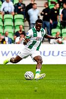 GRONINGEN - Voetbal, FC Groningen - FC Twente, Eredivisie, seizoen 2019-2020, 10-08-2019, FC Groningen speler Deyovaisio Zeefuik