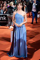 "Actress Michelle Jenner attends to orange carpet of ""El Continental"" during FestVal in Vitoria, Spain. September 03, 2018. (ALTERPHOTOS/Borja B.Hojas) /NortePhoto.com NORTEPHOTOMEXICO"