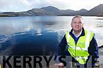 John Fox Glan Agua in Lough Guitane on Tuesday