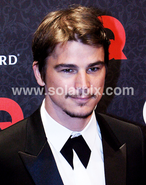 **ALL ROUND PICTURES FROM SOLARPIX.COM**.**SYNDICATION RIGHTS FOR UK AND SPAIN ONLY**.The Formula 1 British Ace Lewis Hamilton at the GQ Men of the year 2007'awards in Munich Germany held yesterday..This pic:Josh Hartnett.JOB REF: 5187-CPR        DATE:25_10_07.**MUST CREDIT SOLARPIX.COM OR DOUBLE FEE WILL BE CHARGED* *UNDER NO CIRCUMSTANCES IS THIS IMAGE TO BE REPRODUCED FOR ANY ONLINE EDITION WITHOUT PRIOR PERMISSION*