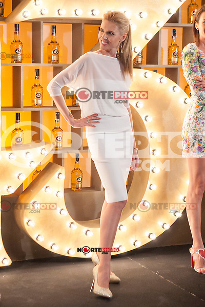 Spanish models Judit Masco poses during Licor 43 presentation in Madrid, Spain. January 29, 2015. (ALTERPHOTOS/Victor Blanco) /nortephoto.com<br />